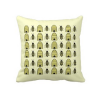 10 Bee Theme Throw Pillows