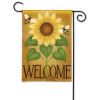 15 Bee Theme Home & Garden Flags