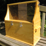 ulster observation hive by beehacker